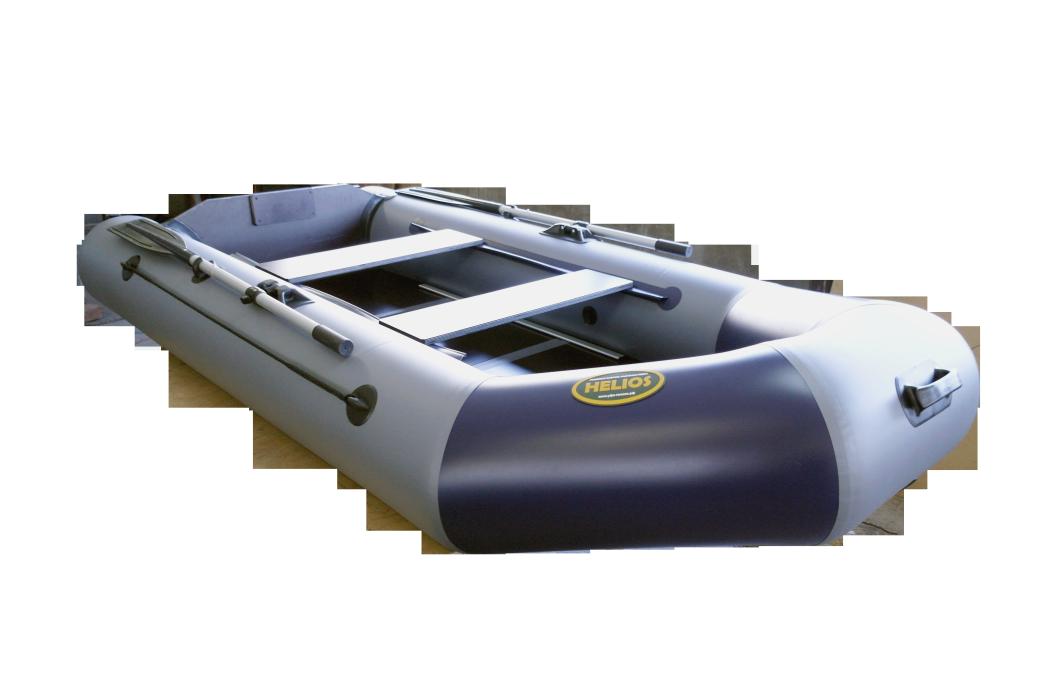 лодка гелиос с мотором