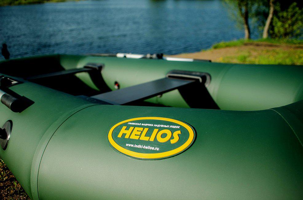 гелиос резиновая лодка